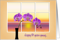 orchid-birthday-85 card