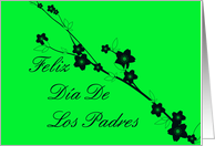 Feliz Dia De Los Padres - Happy Father's Day card