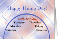 Hump Day, Wednesday card