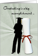 Graduate Congratulations card