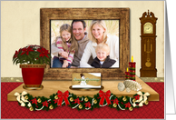 Holiday Table Photo Card