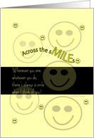 Across the sMILEs card