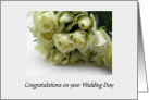 Congratulations/Wedding Day/Daughter in Law card