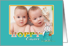 Hoppy Easter - Custom Photo Card