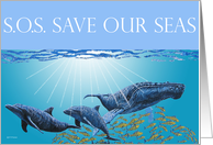 Save Our Seas card