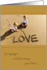 Kismet, Written in the Sand, Engagement Congratulations card