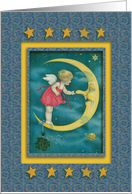 Charming the Moon card