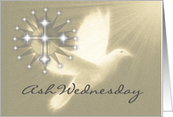 Religious / Ash Wednesday / 1 card