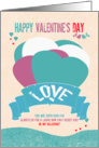 Love, Modern Valentine's Greeting Card - Carpe Diem card