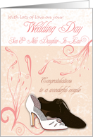 Son Wedding Day Card with love card