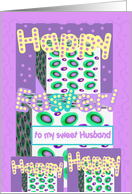 HUSBAND - Happy Easter card
