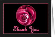 Thank You - Bridal Shower Gift card