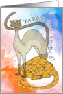 Yappy Easter Dad! From the cats card