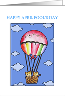 April Fool'S Day card