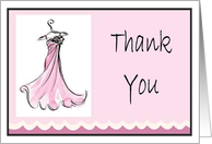 Thank you for being part of my wedding card