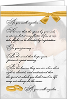 for Two Grooms Gay Wedding Congratulations card