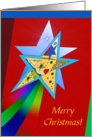Merry Christmas, God's Star card