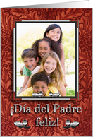 �D�a del Padre feliz! Happy Father's Day Spanish card