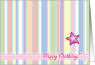 Birthday for Surrogate Mother card