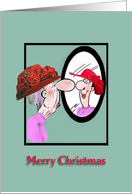 Red Hat Christmas card