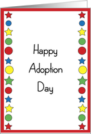 Adoption Day card