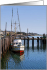 Bodega Bay, California card