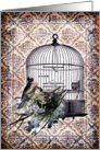 Any Occasion-Vintage Birdcage card