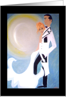 Fine Art Wedding/A Night In White Satin card