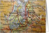 We've moved to Seattle, Washington card