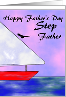 father's day step father card