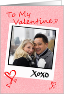 To My Valentine-Picture Perfect-Photo Card