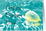 Happy Dyngus Day, Water Balloon Card