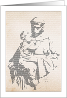 St Anthony of Padua Day card