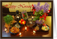 Happy Norooz table card