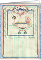 Lullaby and Love card