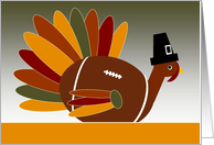 Thankful for Thanksgiving, Football and YOU! - Boyfriend card