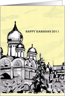 Happy Ramadan 2011 Card