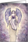 Chirstmas Card - Beautiful Angel card
