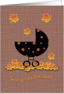 Congratulations Expecting Mother - New Baby - Pregnancy card
