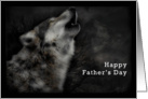 Have a Howling Good Father's Day card