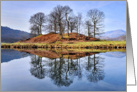 River Brathay Reflections - The Lake District, United Kingdom card