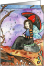 Mabon Fairy Card