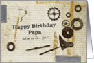 Have Birthday Papa All of us love you card