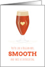 Beer Lover - Funny Anniversary Card