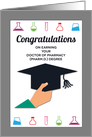 For Pharmacy School Grad-Congratulations-Doctor of Pharmacy card