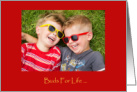 Buds For Life Missing You Card/Two Happy Boys card
