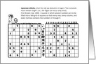 Sudoku Puzzles Get Well card