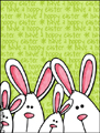 hoppy easter, easter bunny, bunnies, rabbit