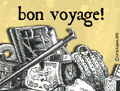 bon voyage, holiday, vacation, spring break, trip, cruise, weekend, out of town, flight, ticket, fun in the sun