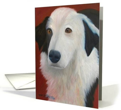 Happy Birthday My Dog Patches card (607503)
